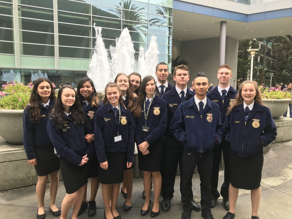 California FFA State Convention