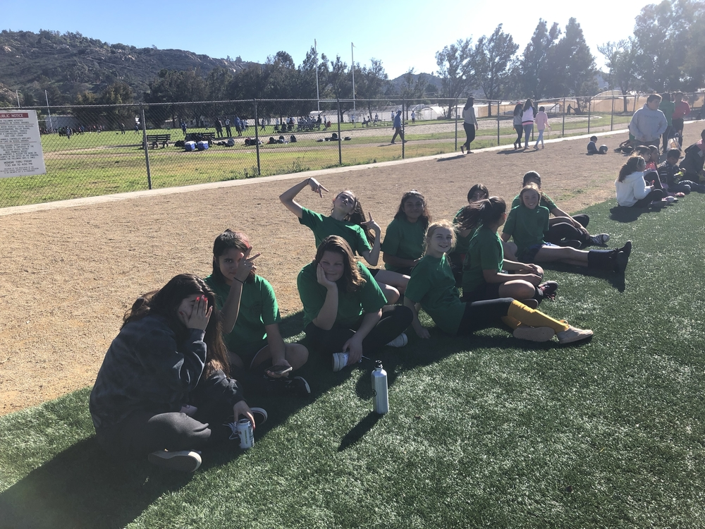 Middle School soccer Tournament
