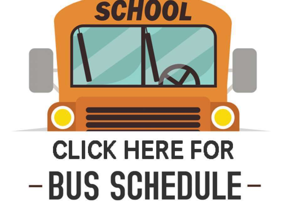 New School Bus Schedules
