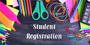 School Registration for 2020-21