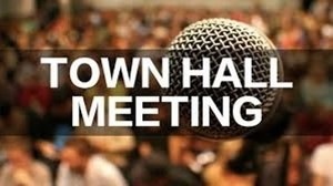 Town Hall Meeting - School Board Applicants