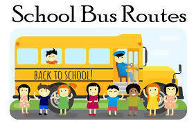 Bus Routes and other Info for School Start