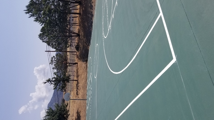 new bball courts