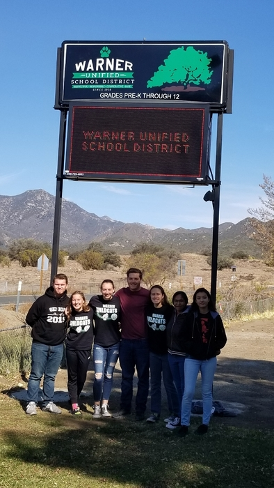 ASB marquee