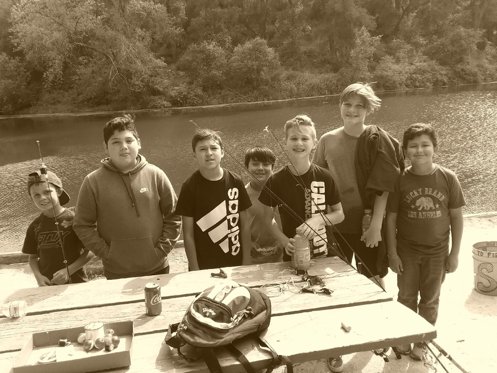 Fishing Club at MSR