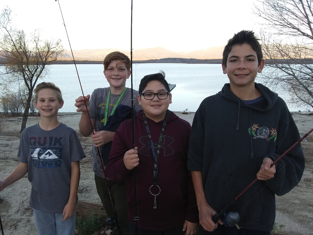 Fishing Club at Lake Henshaw